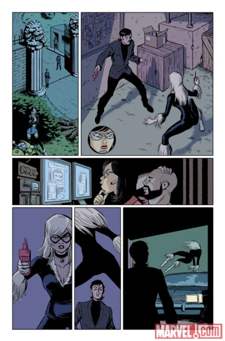 Amazing Spider-Man Presents: Black Cat #3 PREVIEW5