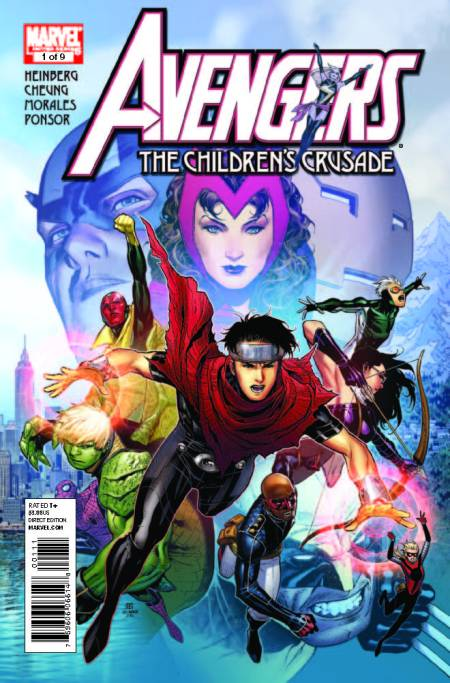 Avengers The Childrens Crusade #1