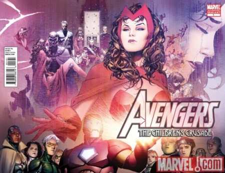 Avengers: The Children's Crusade #1 2nd Prinitng