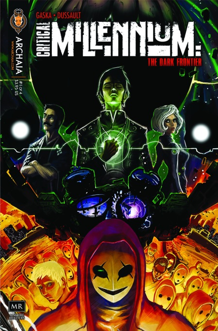 Critical Millennium 001 Cover