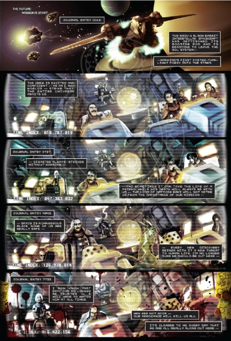 Critical Millennium 001_Preview PG1