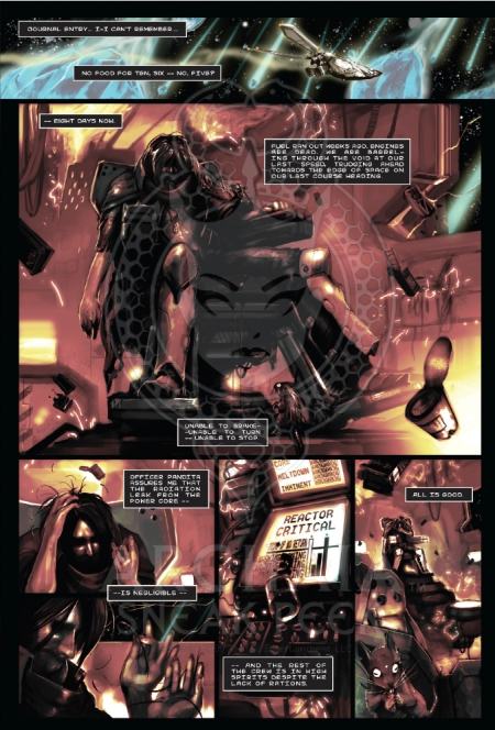 Critical Millennium 001_Preview PG2