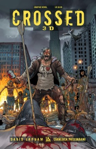 Crossed 3D Graphic Novel
