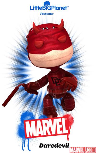 Daredevil LittleBigPlanet