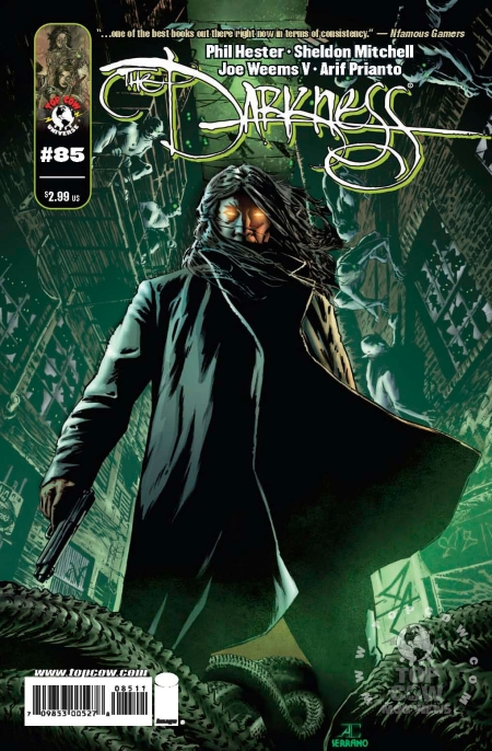 Darkness #85 Cover A