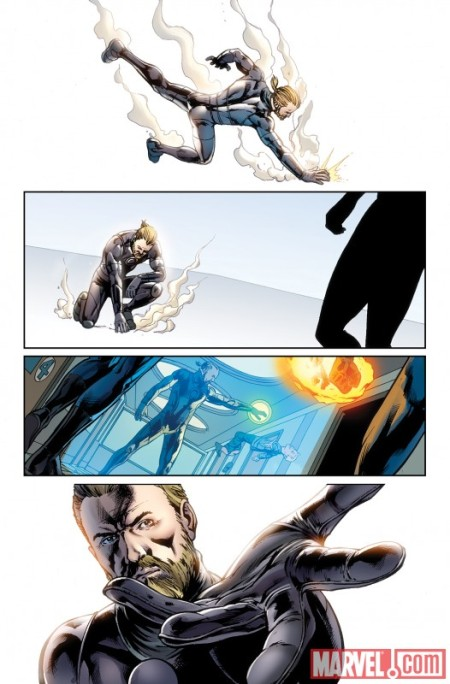 Fantastic Four #581 Preview2