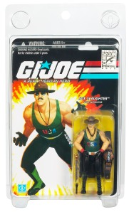 G.I. Joe Slaughter Primary Figure Packaging