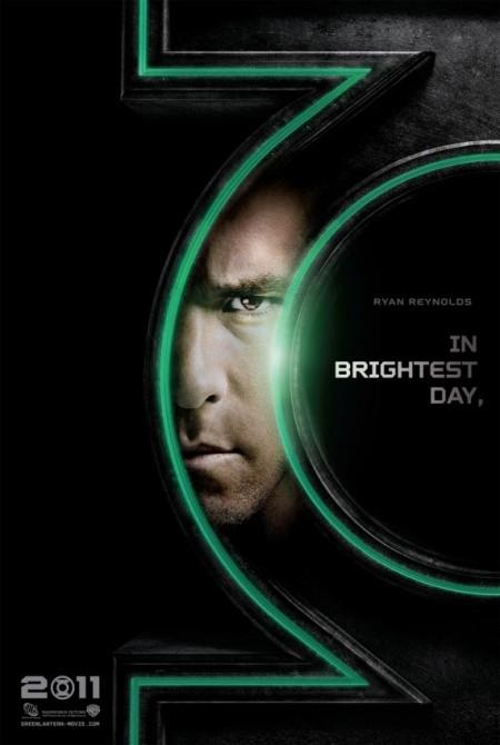 Green Lantern Movie Poster 1