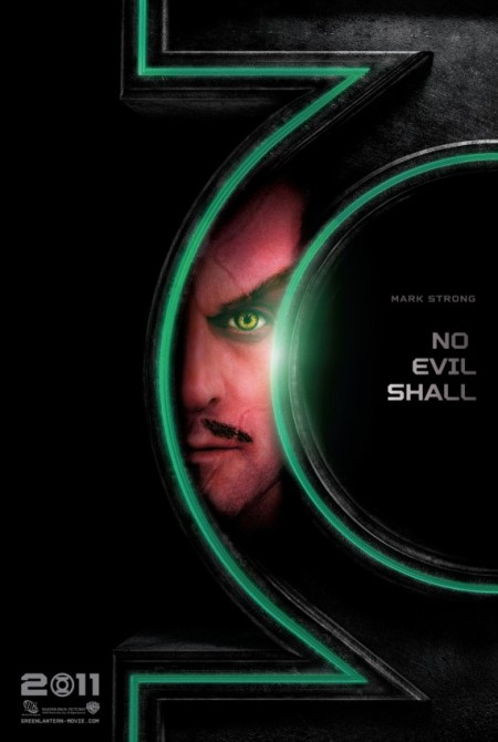 Green Lantern Movie Poster 3