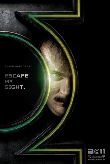 Green Lantern Movie Poster 4
