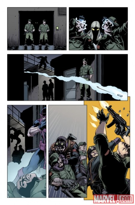 Hawkeye & Mockingbird #3 PREVIEW2