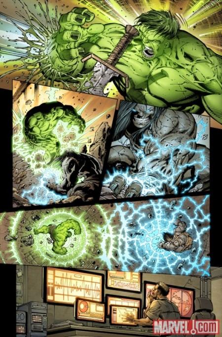 Incredible Hulk #611 PREVIEW2