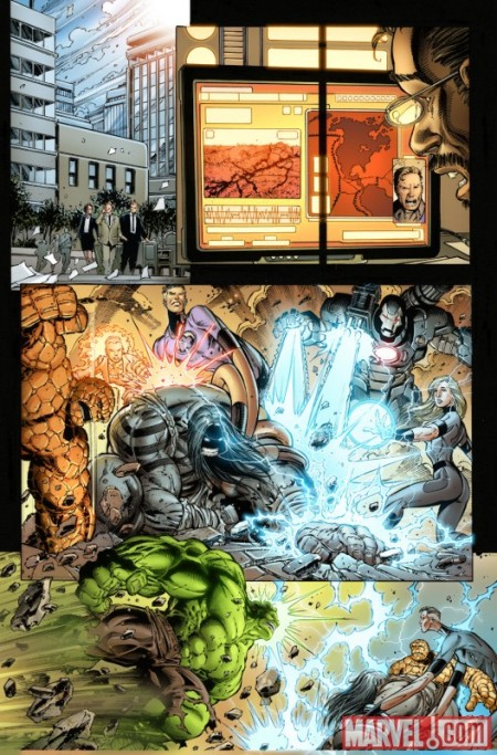 Incredible Hulk #611 PREVIEW3