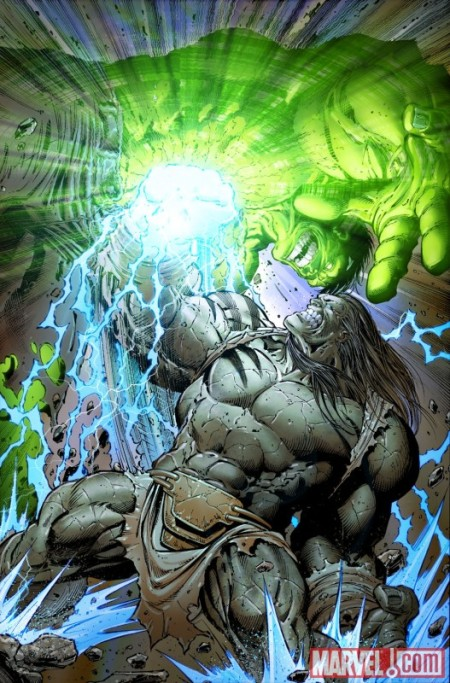 Incredible Hulk #611 PREVIEW4