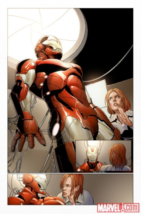 Invincible Iron Man #29 Preview5