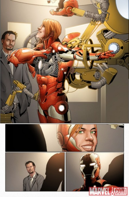 Invincible Iron Man #29 Preview6