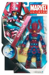 Marvel 19' Galactus Blister Card