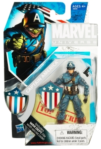 Marvel Captain America packaging 2