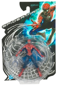 Marvel Spider-Man packaging