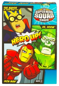 Marvel Super Hero Squad 3-pack packaging