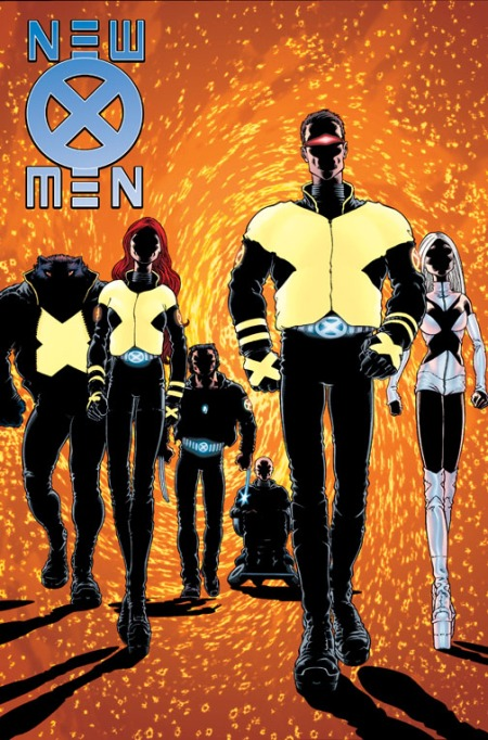 New X-Men Volume 1