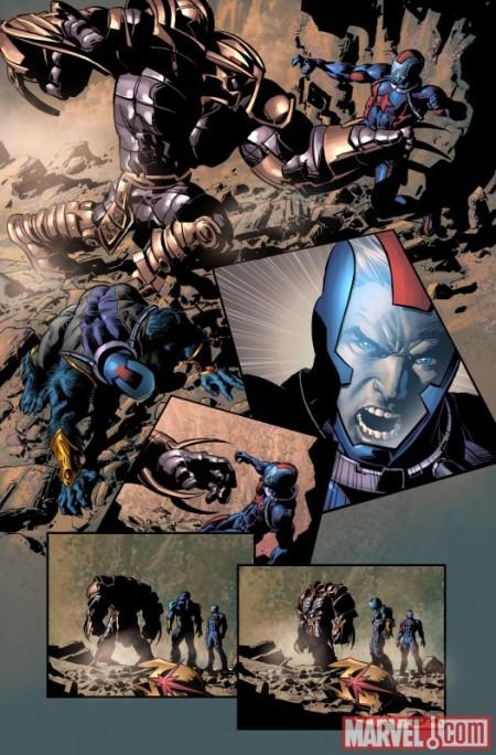 Secret Avengers #3 Preview1
