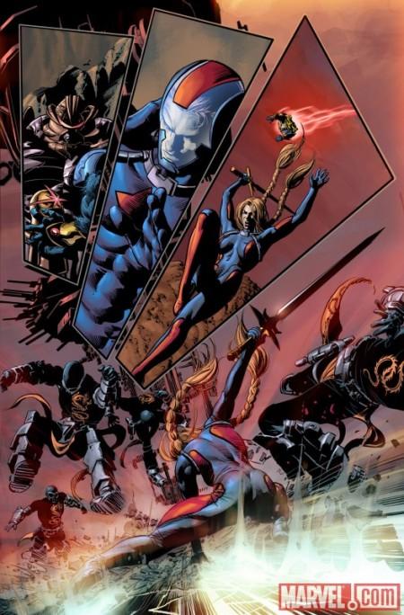 Secret Avengers #3 Preview2