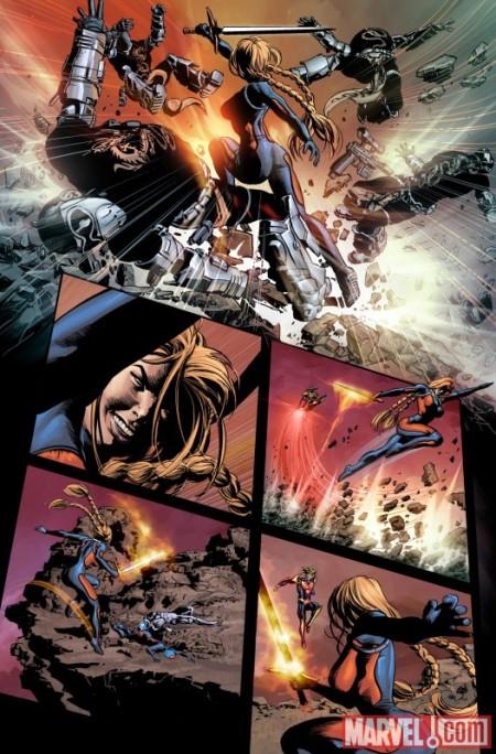 Secret Avengers #3 Preview3