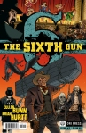SIXTH GUN #2 - COVER