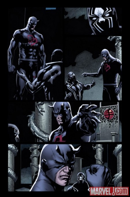 Shadowland #2 PREVIEW6