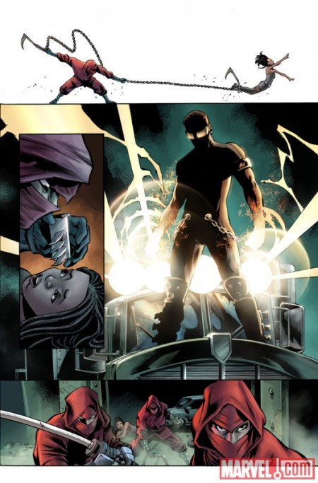 Shadowland Power Man #1 Preview1