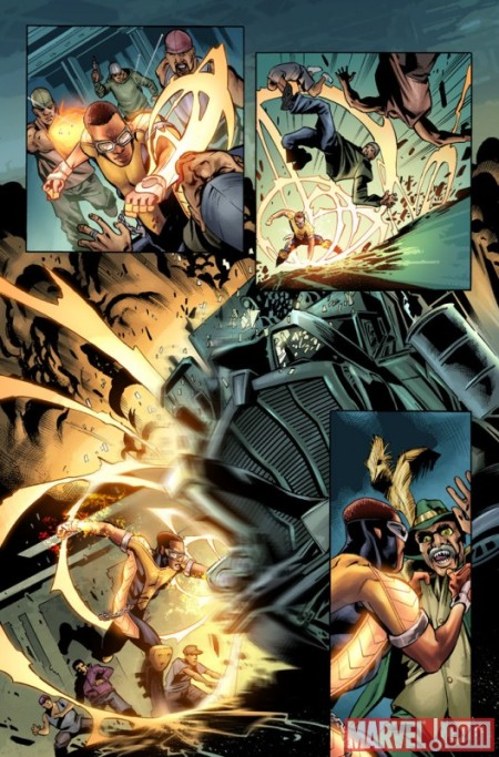 Shadowland Power Man #1 Preview4