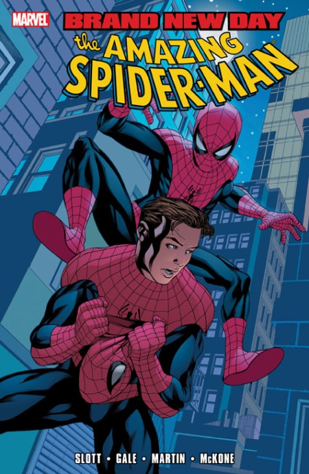 Spider-Man Brand New Day Volume 3