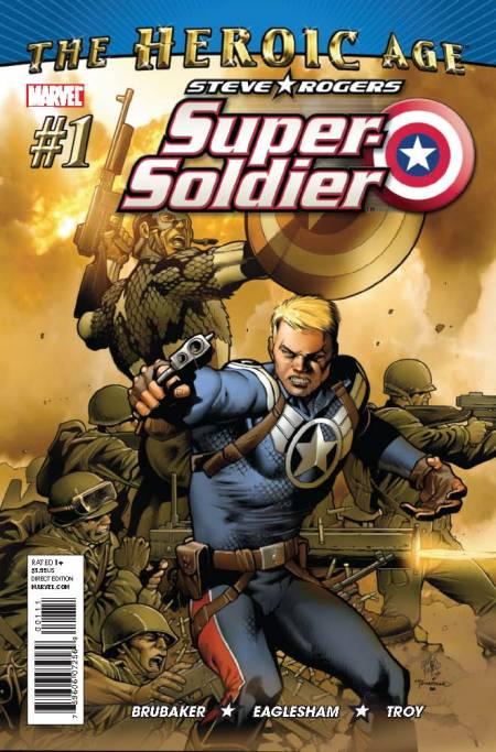 Steve Rogers: Super Soldier #1