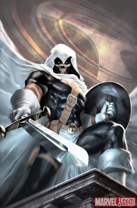 Taskmaster #1 Cover