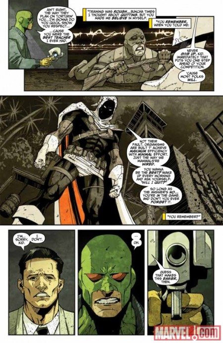 Taskmaster #1 Preview1