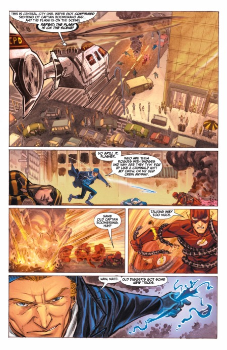 The Flash #4 preview 2