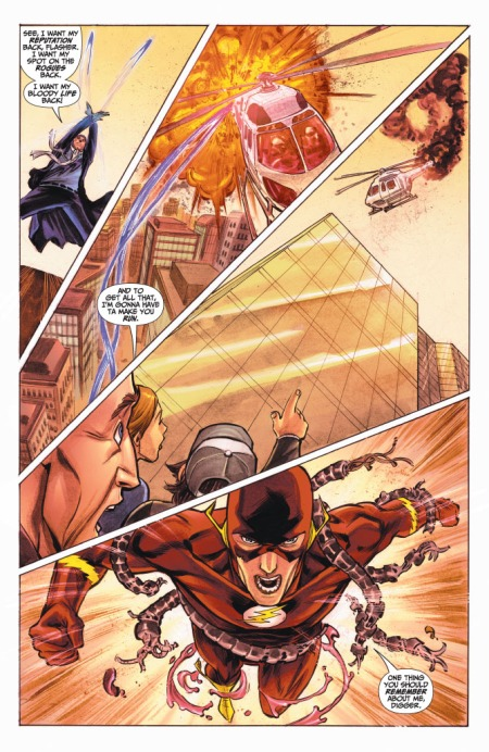 The Flash #4 preview 3