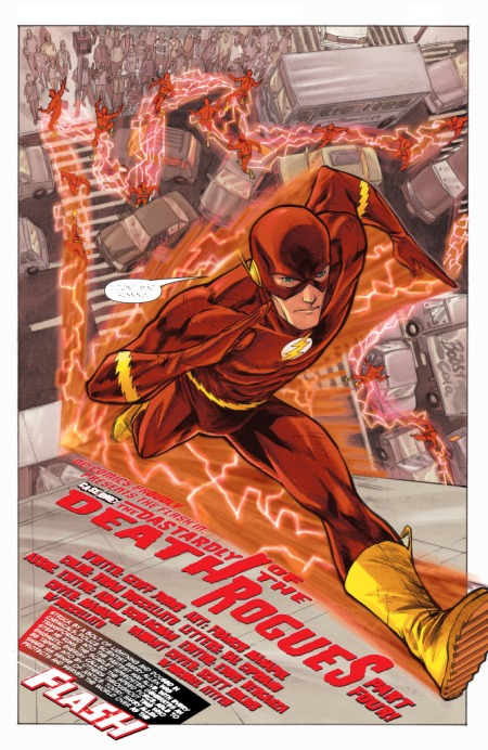 The Flash #4 preview 4