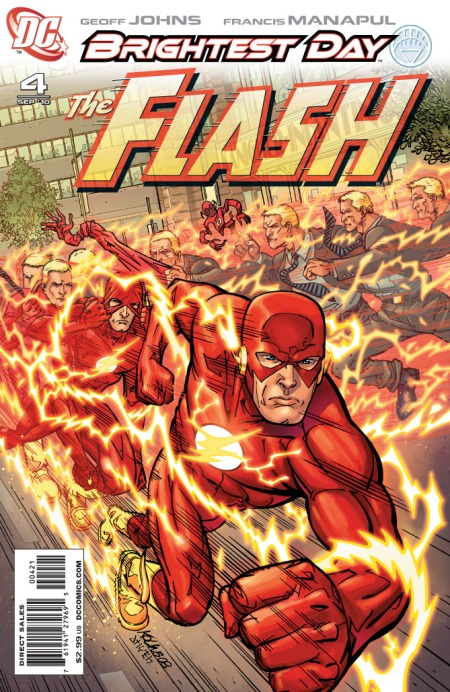 The Flash #4 Variant Cover