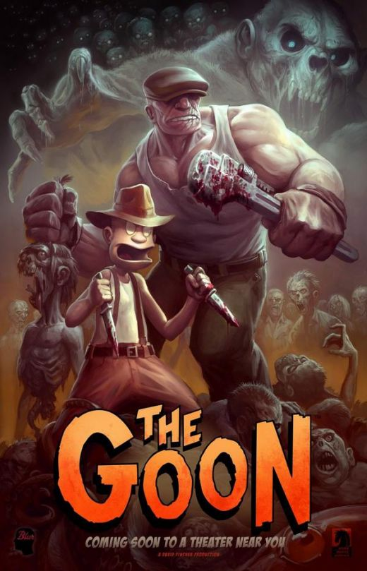 Dark Horse Comics To Publish The Goon Library Editions