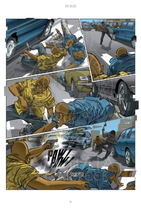 The Killer - Modus Vivendi #4 Preview_PG2