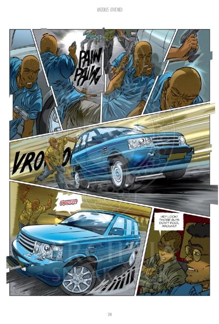 The Killer - Modus Vivendi #4 Preview_PG5