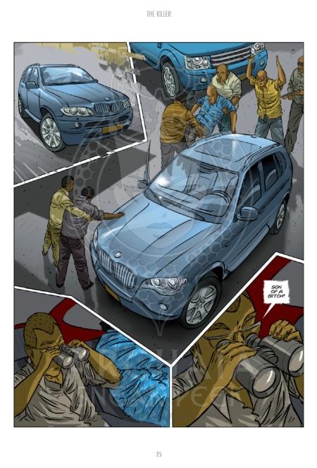 The Killer - Modus Vivendi #4 Preview_PG6