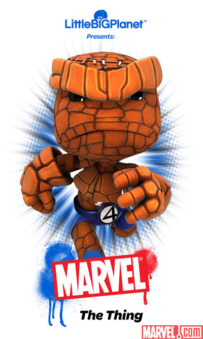 Thing LittleBigPlanet