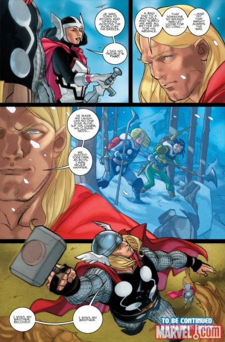 Thor #615 PREVIEW4