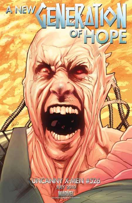 Uncanny X-Men #526 Lights4