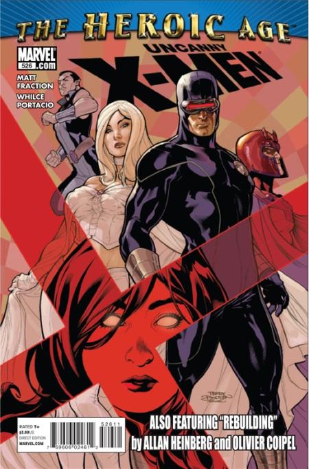 Uncanny X-Men #526 Cover