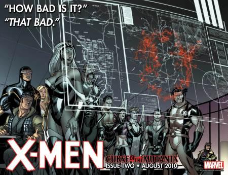 X-Men #2 teaser