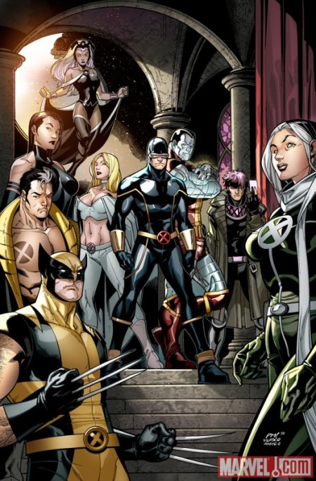 X-Men #1 2nd Printing